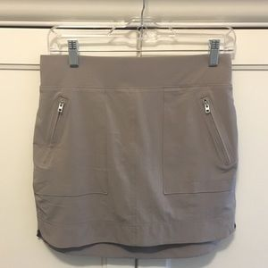 Athleta athletic skirt Sz 4